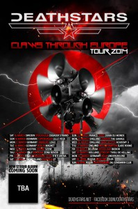 deathstars tour 2014