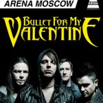 Bullet for my Valentine — концерты в России
